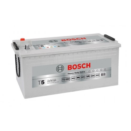 Автомобильный аккумулятор АКБ BOSCH (БОШ) T5 080 / 725 103 115 T5 225Ач о.п.