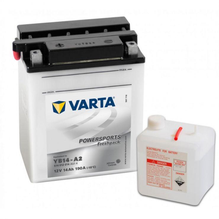 Аккумулятор для мототехники Varta 30Ач Moto 530 400 030 (YB30L-B) - фото 4