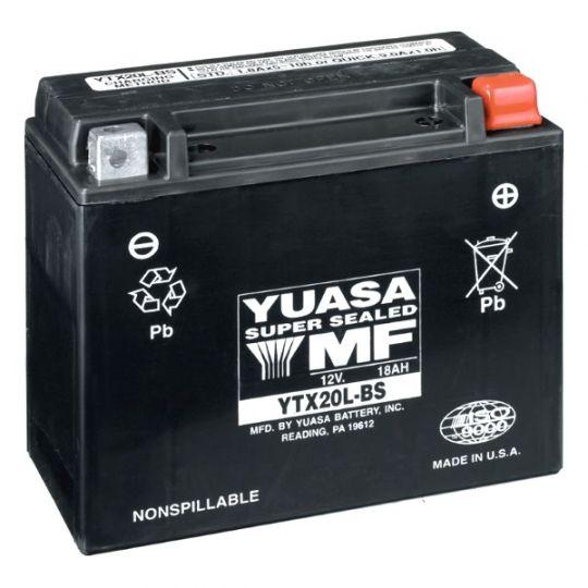 Аккумулятор для мототехники Varta 18Ач Moto AGM 518 902 026 (YTX20-BS) - фото 9